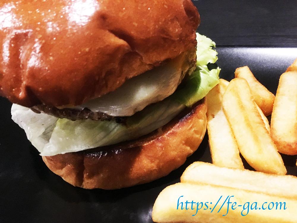 川越ハンバーガー専門店ブコウスキー(BUKOWSKI)